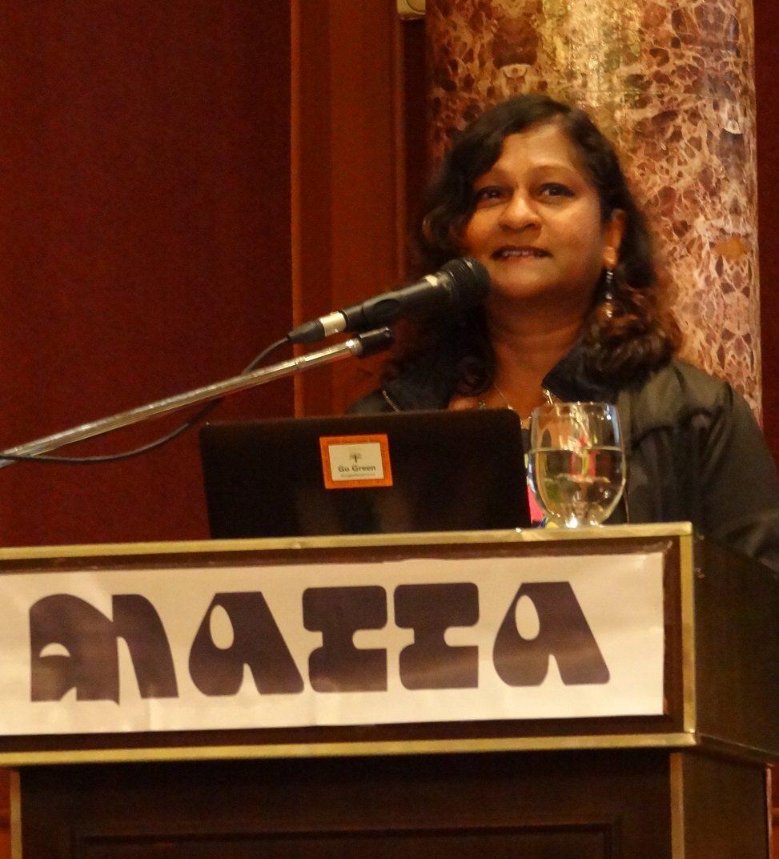 Mallika Naguran Talk